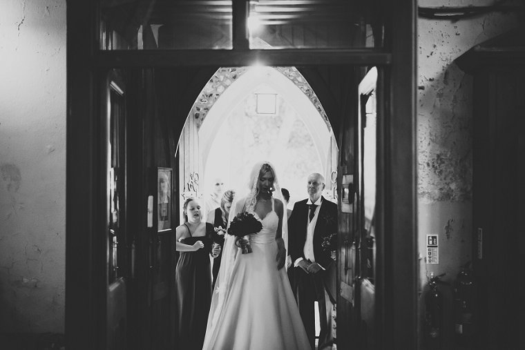 Oftley Place Country House Wedding Photography 021