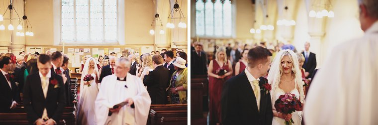Oftley Place Country House Wedding Photography 023