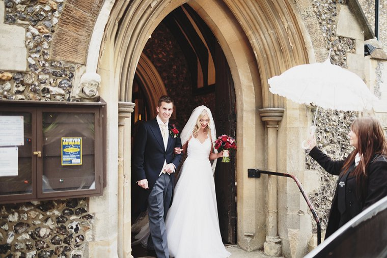 Oftley Place Country House Wedding Photography 032