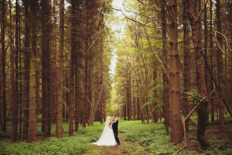 Oftley Place Country House Wedding Photography 033