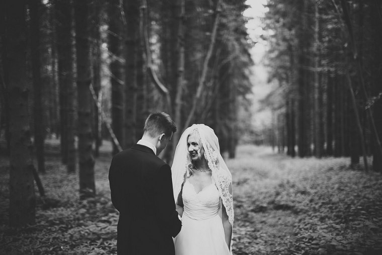 Oftley Place Country House Wedding Photography 038