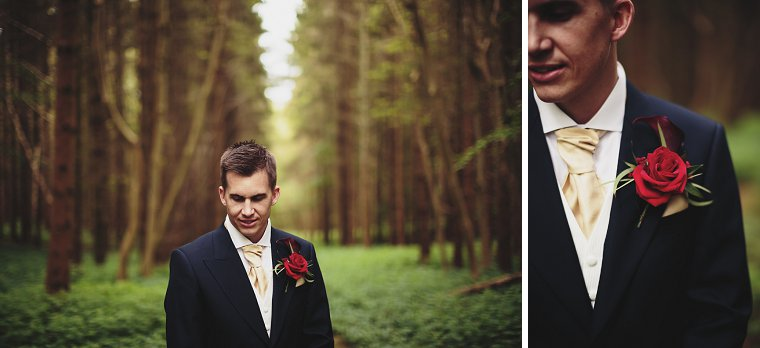 Oftley Place Country House Wedding Photography 041