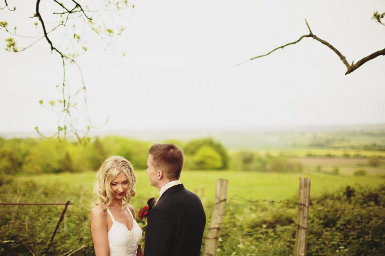 Oftley Place Country House Wedding Photography 048