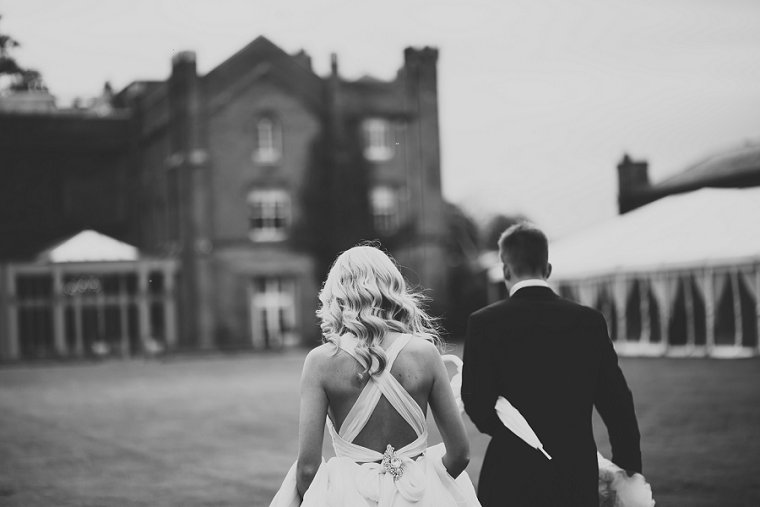 Oftley Place Country House Wedding Photography 052