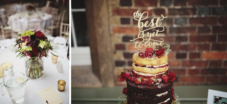 Oftley Place Country House Wedding Photography 058