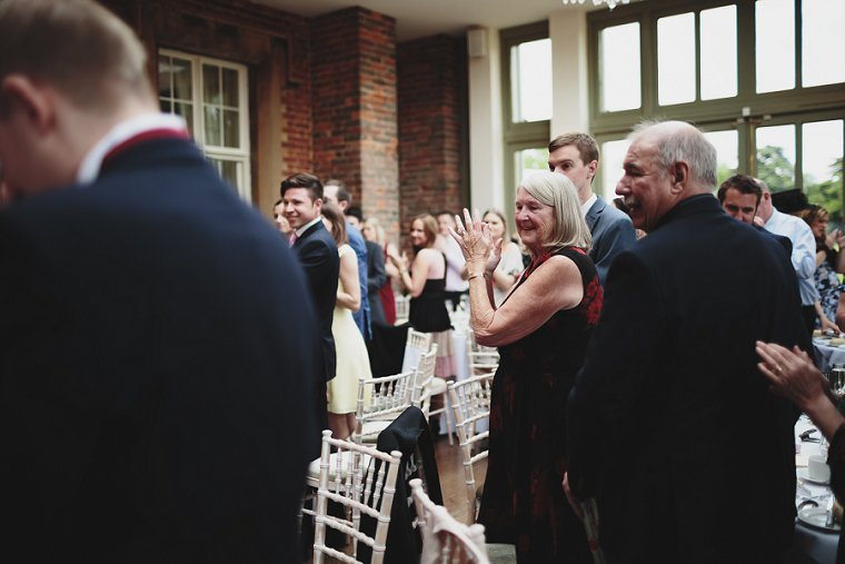 Oftley Place Country House Wedding Photography 061