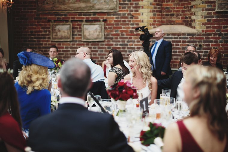 Oftley Place Country House Wedding Photography 063