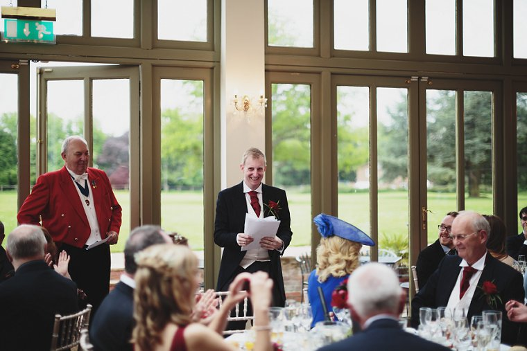 Oftley Place Country House Wedding Photography 072