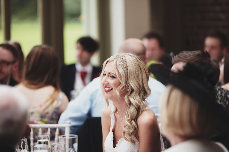 Oftley Place Country House Wedding Photography 075