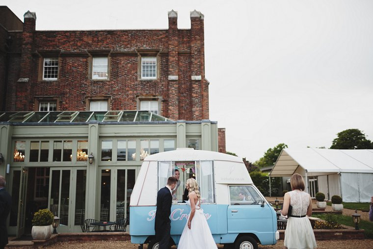 Oftley Place Country House Wedding Photography 086