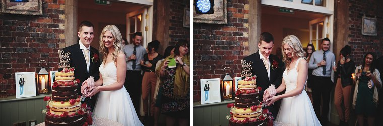 Oftley Place Country House Wedding Photography 087