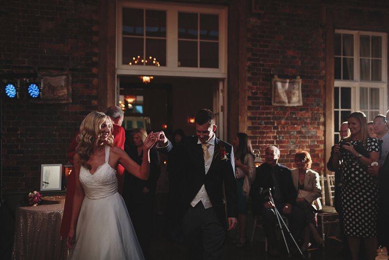 Oftley Place Country House Wedding Photography 089