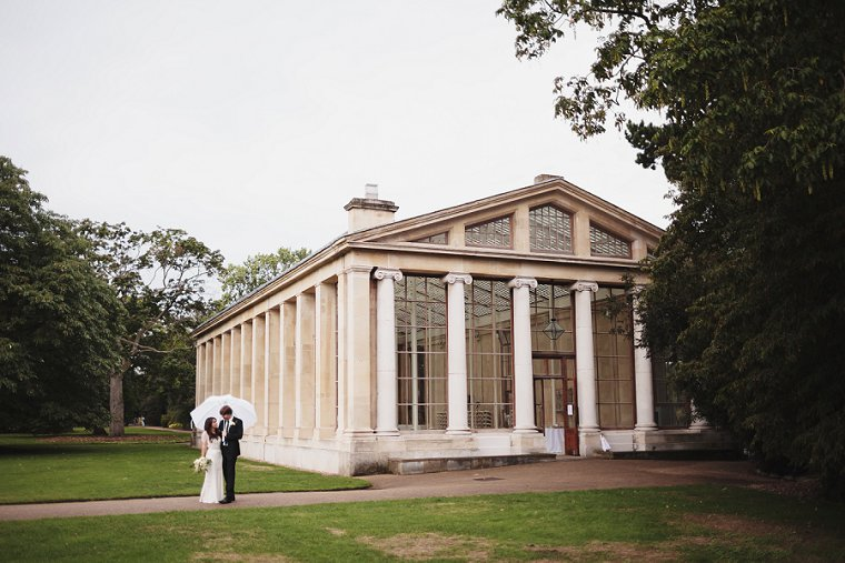 Kew Gardens Wedding Photography 078
