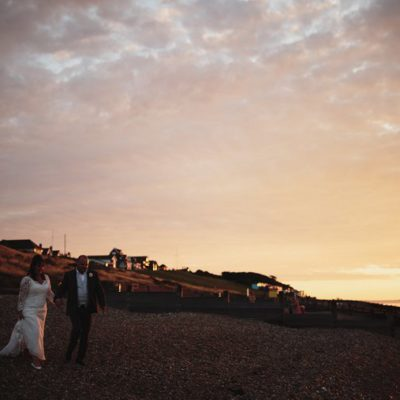 The Marine Hotel in Whitstable Wedding Photography