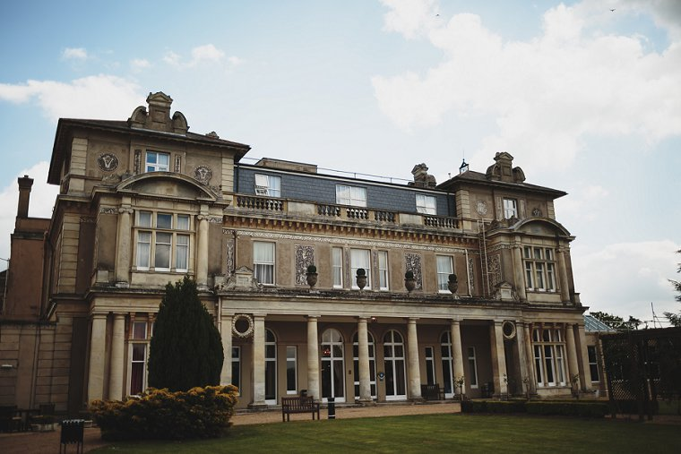 Down Hall Country House Hotel Wedding Photography 038