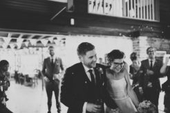 East Quay in Whitstable Wedding Photography