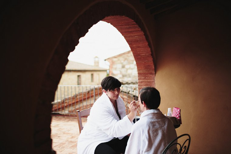 Casa Bianca Wedding Photography in Tuscany 008