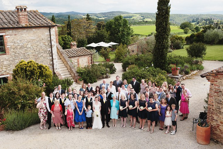 Casa Bianca Wedding Photography in Tuscany 097