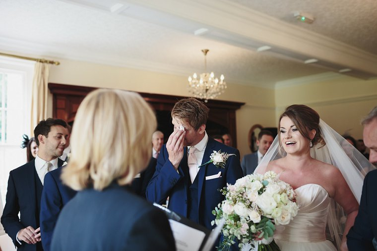 Woodhall Spa Manor Wedding Photography 028