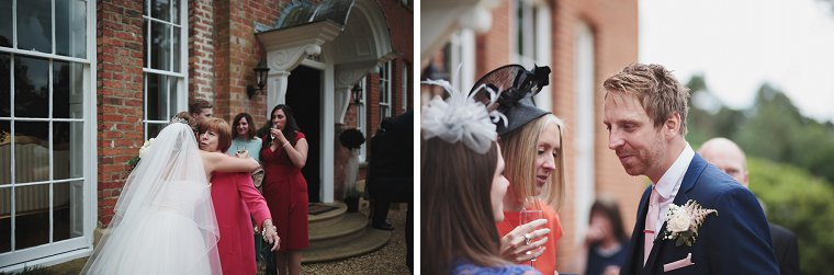 Woodhall Spa Manor Wedding Photography 048