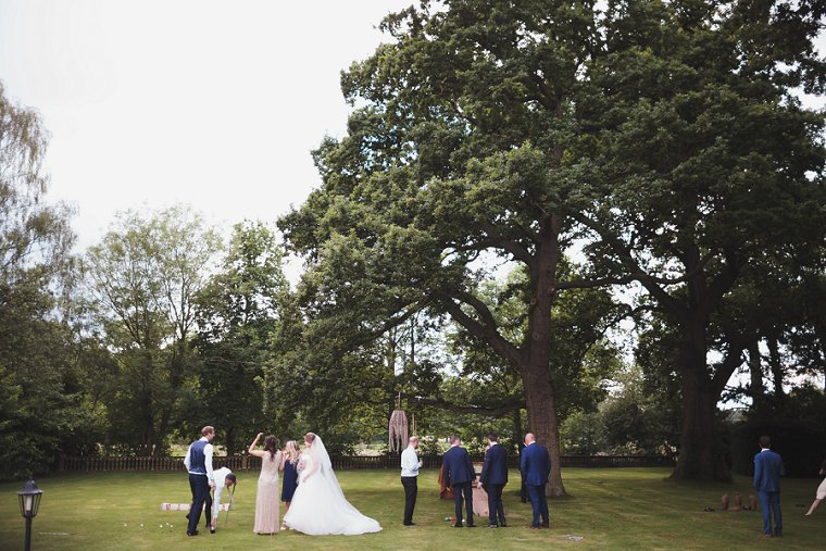 Woodhall Spa Manor Wedding Photography 092