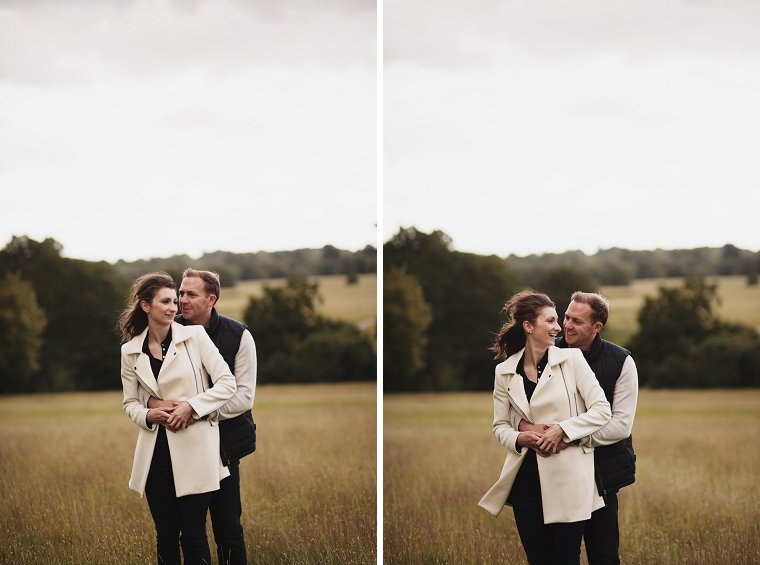 Kent Engagement Photography at Knowle Park 003