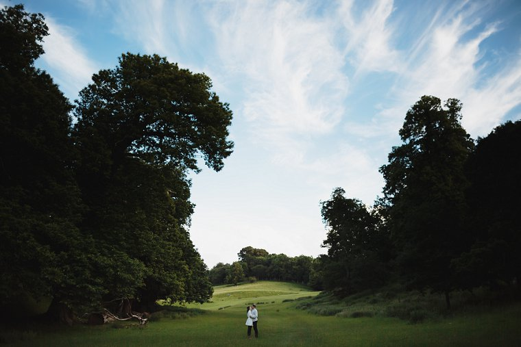 Kent Engagement Photography at Knowle Park 004