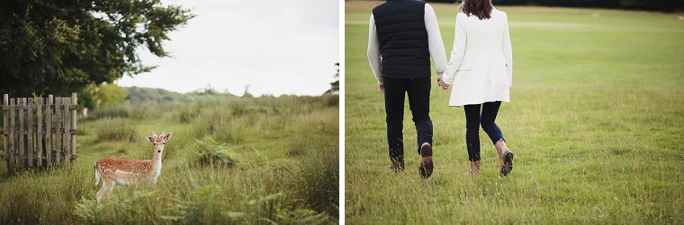 Kent Engagement Photography at Knowle Park 006