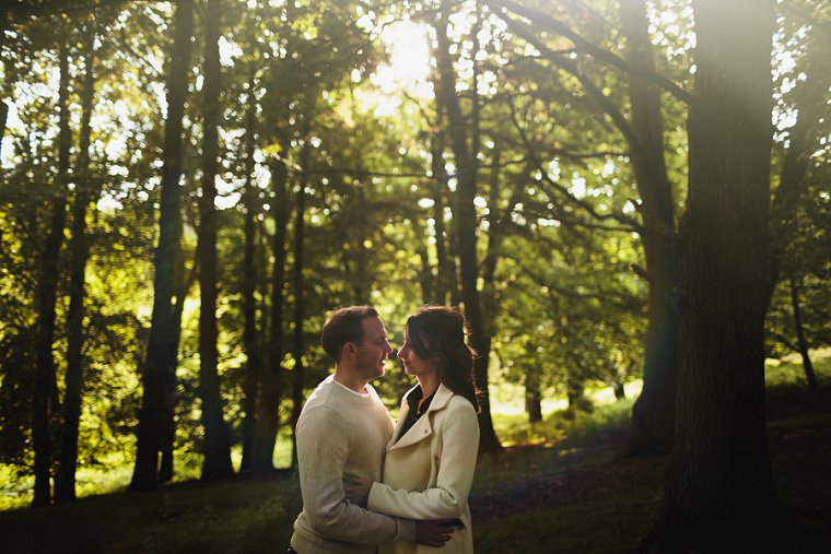 Kent Engagement Photography at Knowle Park 012