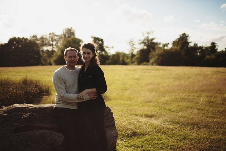 Kent Engagement Photography at Knowle Park 016
