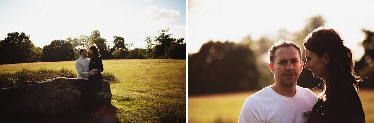 Kent Engagement Photography at Knowle Park 017