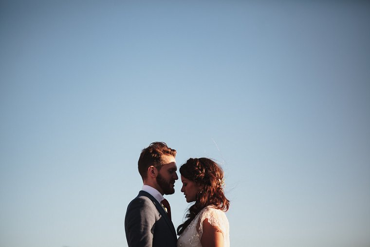 Bride and Groom wedding portrait at The Bell Inn in Sussex