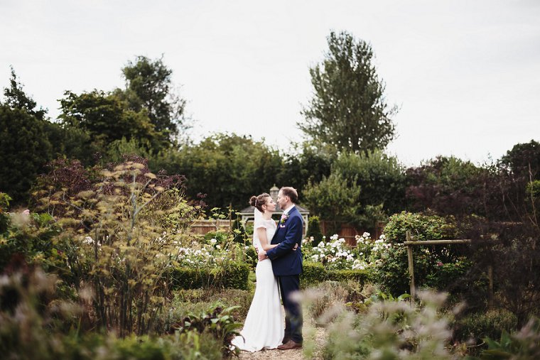 Wedding Photography portrait of bride and groom