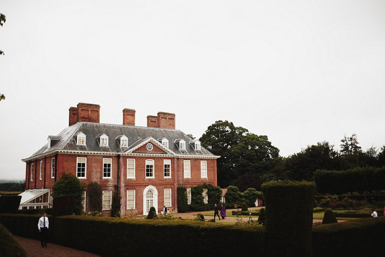 Squerryes Court Wedding Venue in Westerham Kent