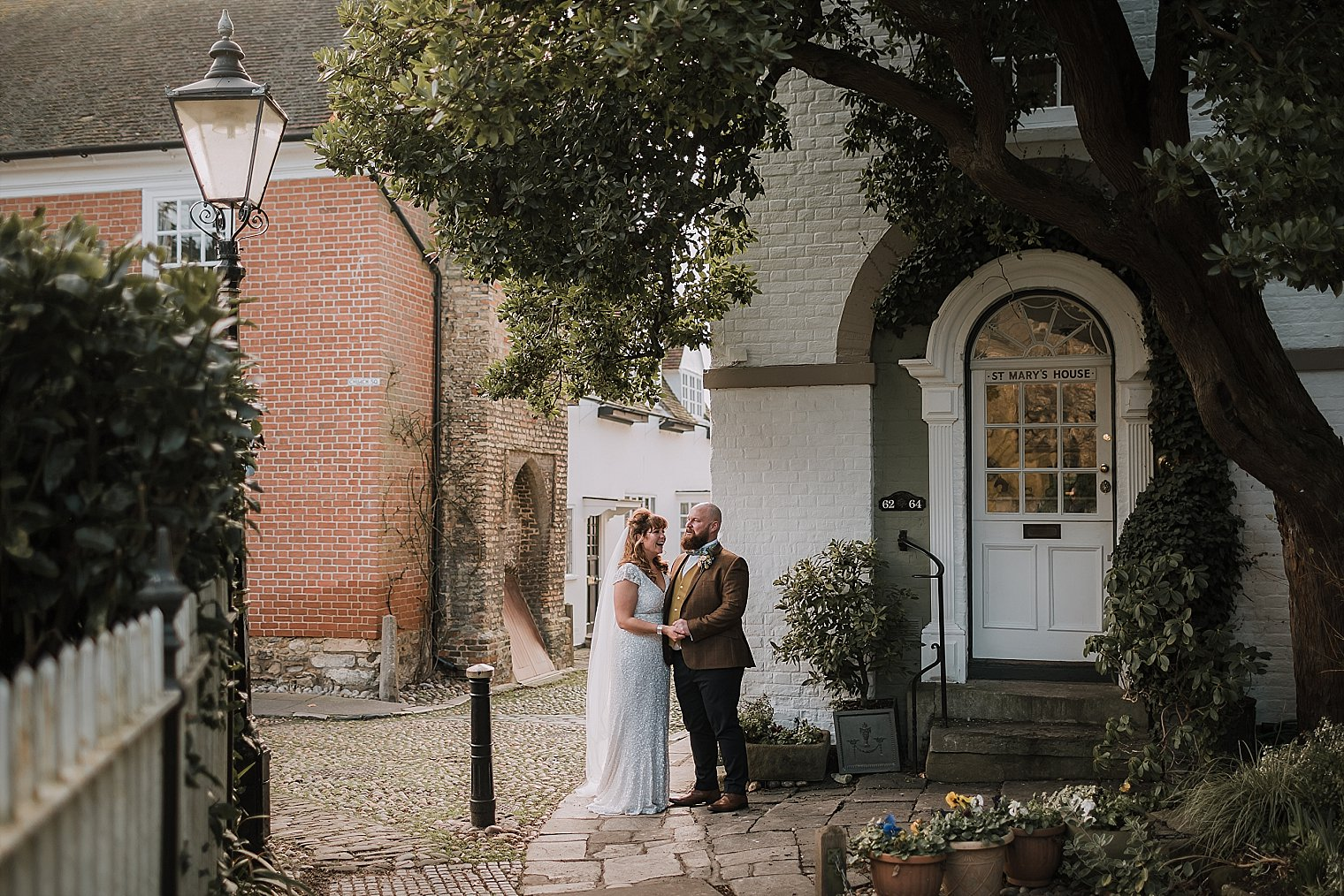 The George in Rye Wedding
