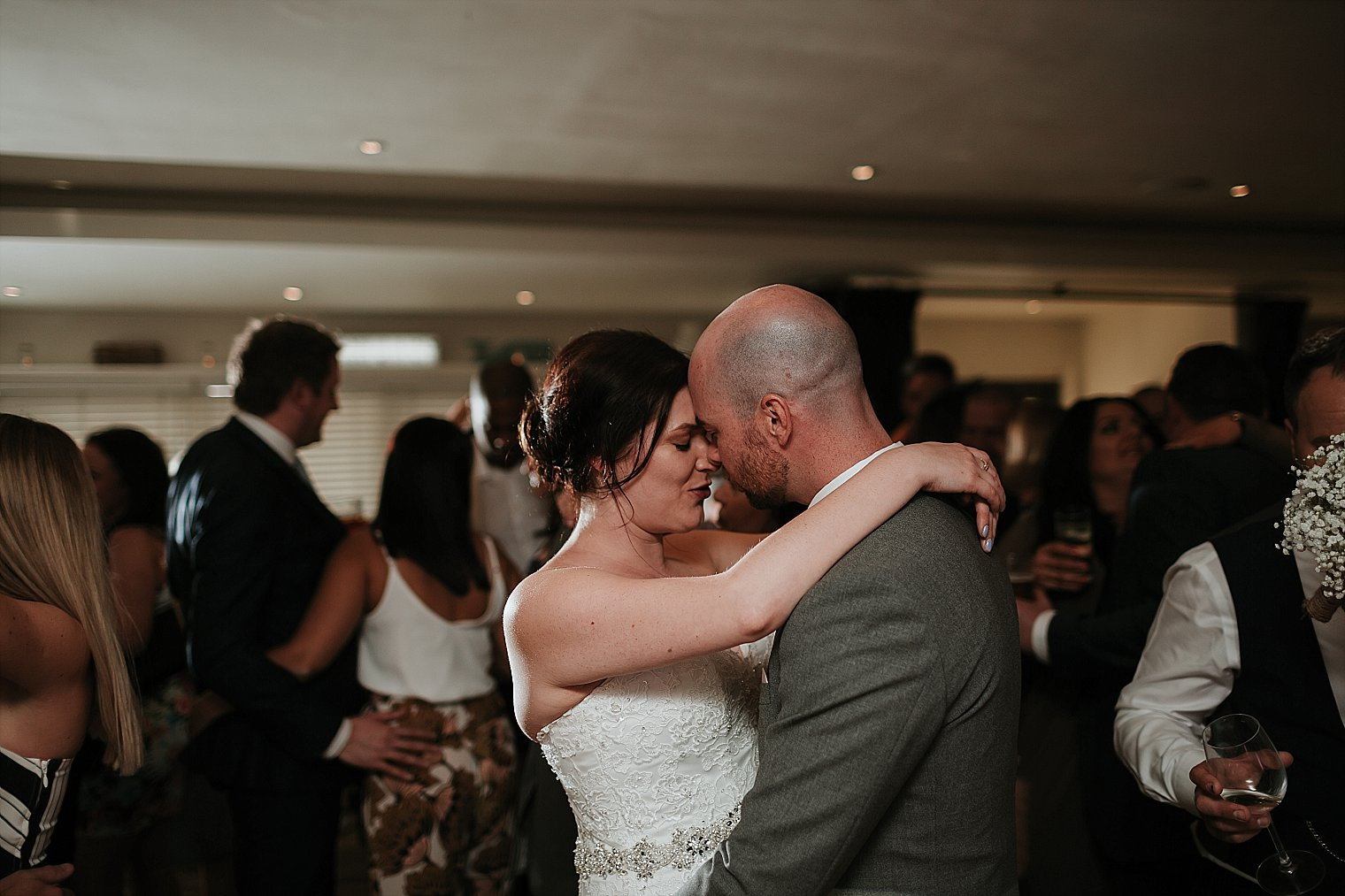 First Dance at the Gallivant